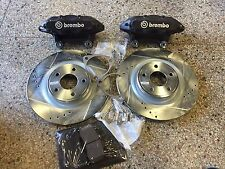 2005-10 Chevy Cobalt  Brembo Caliper 4 piston Brake upgrade Kit 5 lug HHR Ion