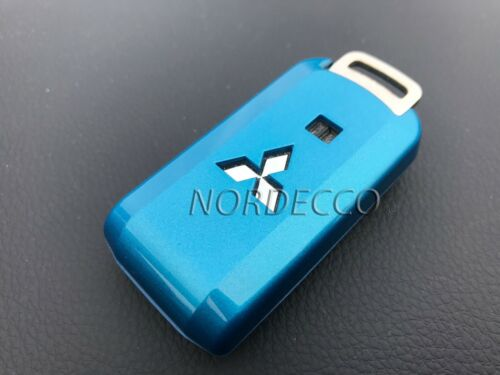 HARD SHELL CASE COVER FOR 2//3 BUTTON SMART KEYLESS FOB MITSUBISHI L200 OUTLANDER