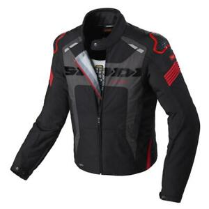 Spidi-H2Out-Warrior-Sports-Motorcycle-Motorbike-CE-Certified-Men-039-s-Jacket