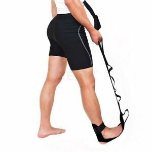 Foot-Leg-Stretcher-for-Plantar-Fasciitis-Yoga-Strap-with-Loops-Ankle-Ligament