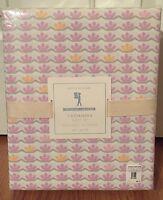 Pottery Barn Kids Cassandra Queen Sheet Set Pink