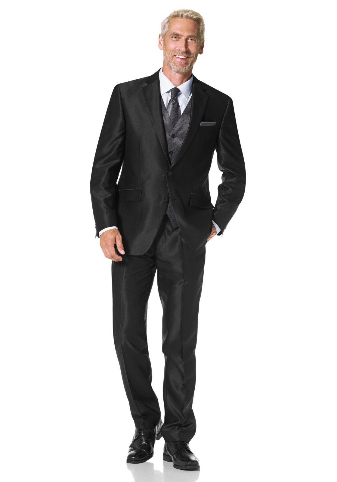 Studio Coletti Anzug, schwarz. S-Gr. 106. NEU    SALE%%%