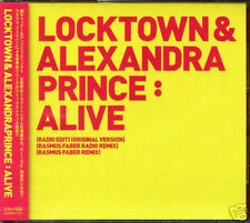 Locktown And Alexandra Prince - Alive - Japan CD - NEW