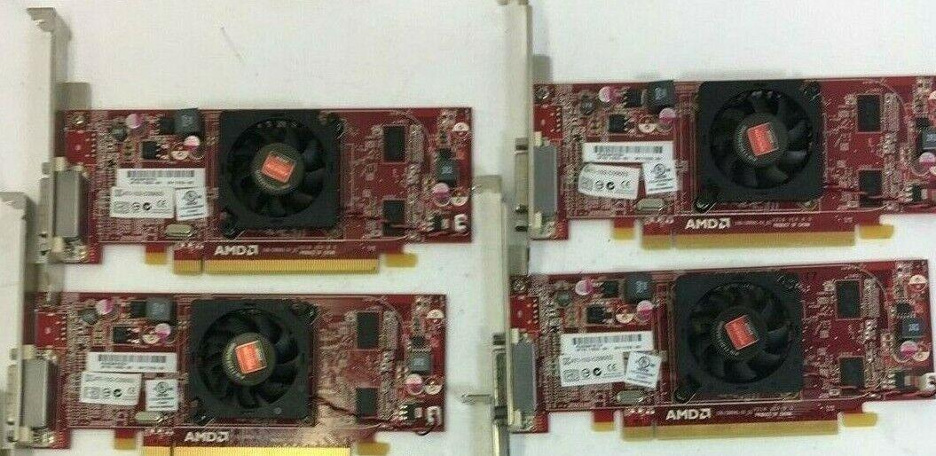 *Lot of 4* AMD ATI Radeon HD 6350 512MB ATI-102-C09003