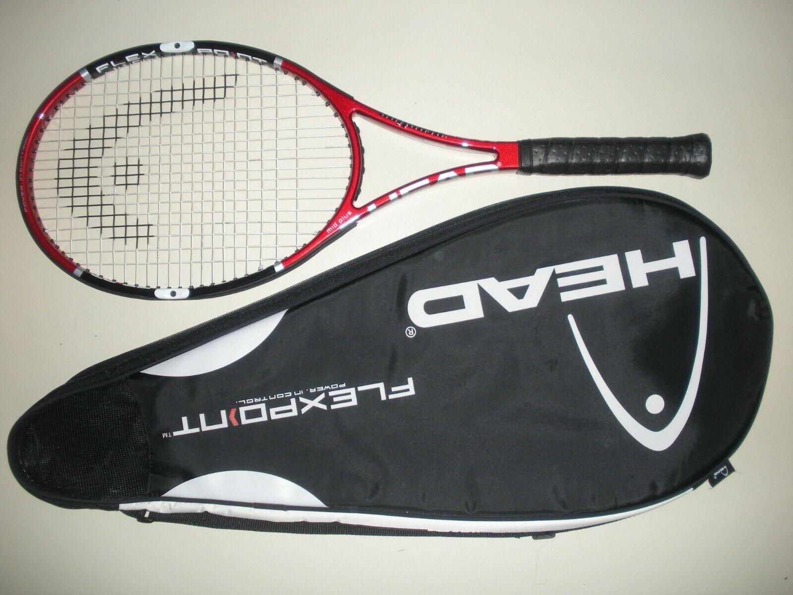 Cabeza Flexpoint Prestige Mp 98 tenis raqueta 4 3 8