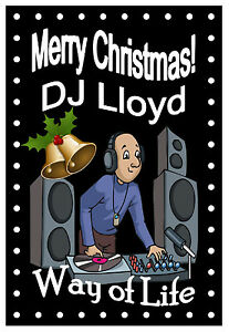 image is loading northern soul dj funny merry christmas amp new