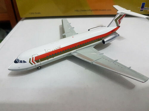 Mohawk BAC 111-204AE One Eleven N1134J Scala 1:200 Die Cast - InFlight 200 Nuovo