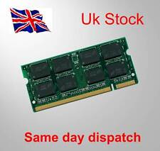 NUOVO 2GB PC2-5300 DDR2 PC5300 667 Mhz SODIMM 200PIN per notebook Memoria RAM UK
