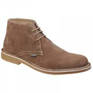 Desert Fashion Carnaby Boots Gum Lg14131 Suede hombre para Lambretta HxYtIY