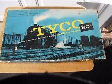 Tyco ho scale 1950s Bluebox civil war General set