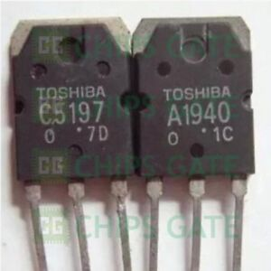 3PCS-N-A-2SC1940-TO-92-NPN-SILICON-TRANSISTOR