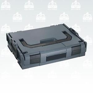bosch sortimo l boxx 102 gr1 innovative transport system ebay. Black Bedroom Furniture Sets. Home Design Ideas