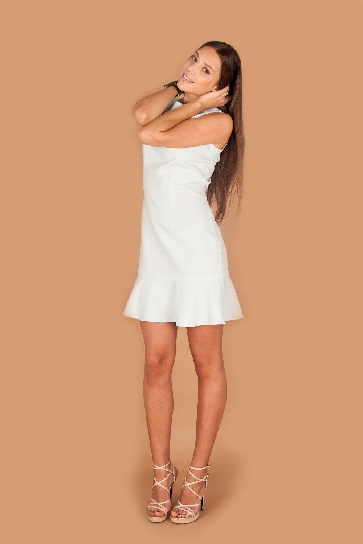 NWT     129 Emploi New York CHERRY DRESS - MINT - SUMMER   SZ S   A257 947984