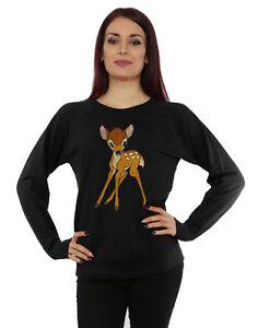 Disney Womens Classic Bambi Sweatshirt