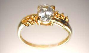 Handcut-Topaz-Sapphire-Ancient-Greek-Persian-Magic-Red-Sea-Island-Gem-9kt-Gold