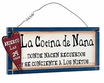 Spanish Kitchen Sign La Cocina Sign Spanish Decor Cocina Etsy