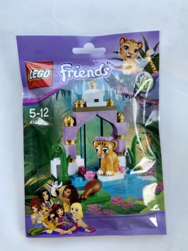 Brand new//sealed Lego Friends 41042 Series 4 Tiger's Beautiful Temple