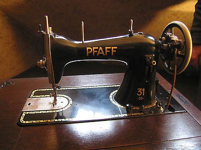 Ehrlichkeit Pfaff Antike Nähmaschine