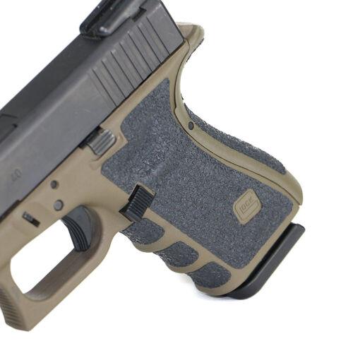 Sticker Non-slip For Glock Pistol Grips Handle Textured Rubber Tape Holster CA