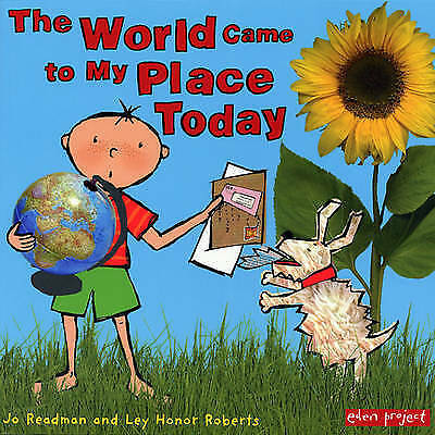 1 of 1 - World Came to My Place Today-ExLibrary