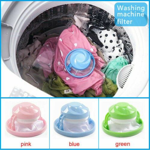 Floating Pet Fur Catcher Laundry Lint Pet Hair Remove Tool For Washing Machine