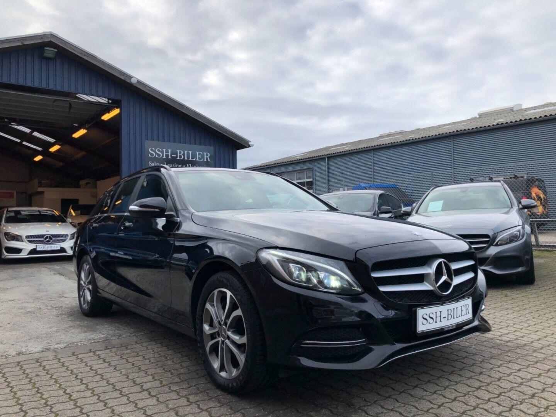 Mercedes C250 2,2 BlueTEC Avantgarde stc. aut. 5d - 319.995 kr.
