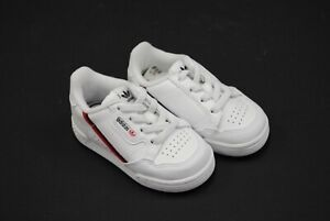 b0c01646 Details about [G28218] NEW TODDLER ADIDAS ORIGINALS CONTINENTAL 80 I WHITE  SCARLET C NAVY AB9