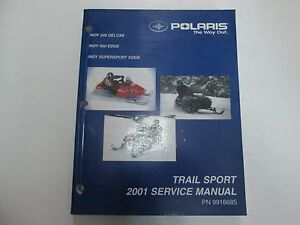 polaris indy 500 manual