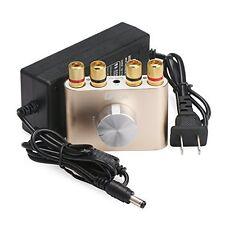 DROK® Mini Bluetooth Stereo Amplifier 30W+30W Channel Audio Receiver ...