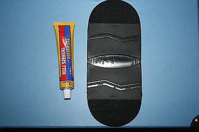 Hágalo usted mismo De Goma Premium Stick En Tacones / reparación de calzado / Antideslizante / Empuñadura Adicional