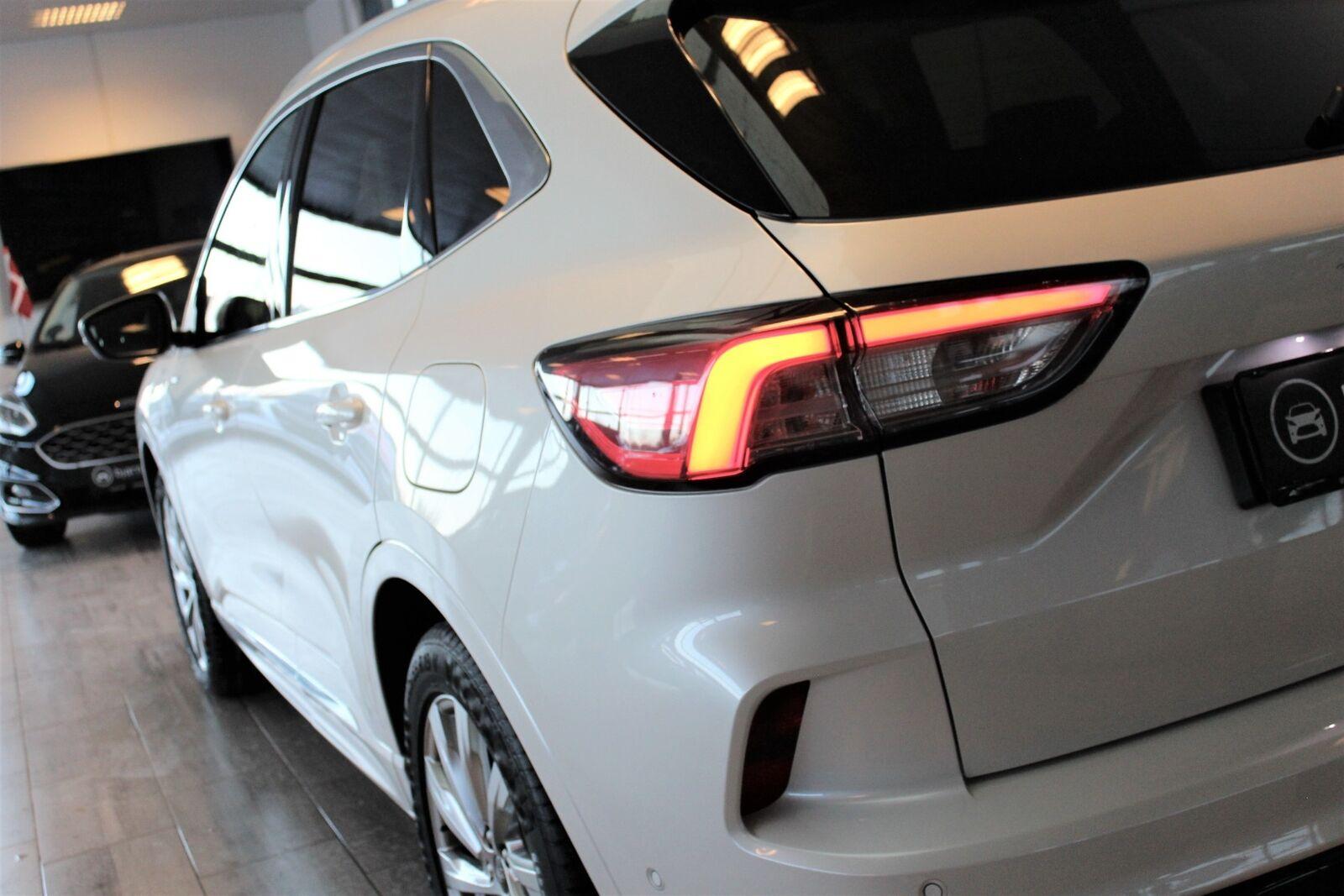 Brugt Ford Kuga 2,5 PHEV Vignale CVT - 2021 - udstillet i ...