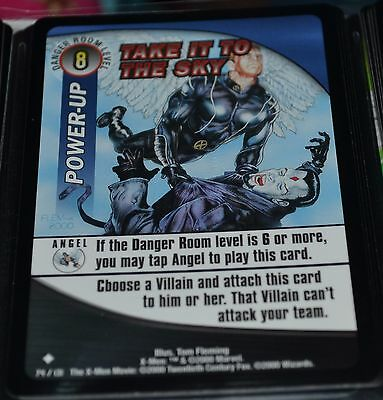 Pounce # 107//131 X-Men Trading Playing Cards Games TCG Common Xmen MINT