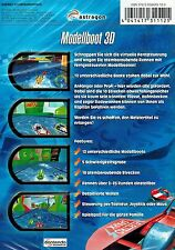 PC CD-ROM NEU/OVP - Modellboot 3D