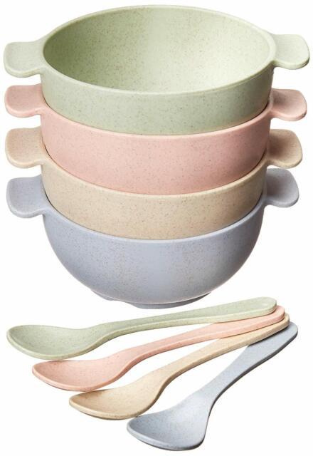 Plastic Microwave Safe Kids Cereal Bowl