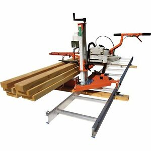 Norwood Portamill Chainsaw Sawmill Model Pm14 Ebay