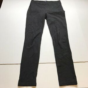 NYDJ-Legging-Pull-On-Pants-Size-6-Gray-Stretch-Lift-Tuck-Technology-A536