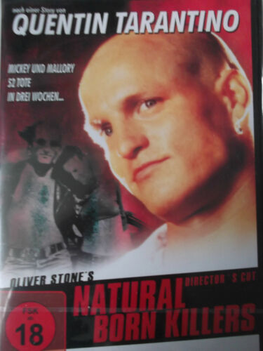 1 von 1 - Natural Born Killers Director's Cut - Q.Tarantino, Tommy Lee Jones, Oliver Stone
