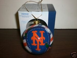bc40e017216 Image is loading New-York-Mets-Forever-Collectible-Hand-Painted-Ornament