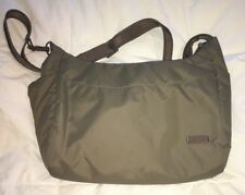 Item 6 Pacsafe Citysafe 200 Gii Handbag Anti Theft Travel Bag Messenger Purse Mint