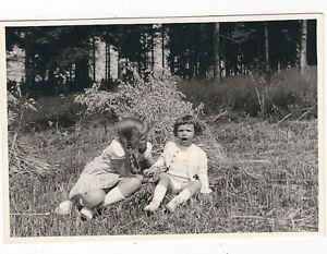 Details Zu 7 20 Foto Kinder Auf Feld Zopfe Affenschaukel Frisur