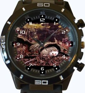 Armband- & Taschenuhren MüHsam Hiding Hedgehog New Gt Series Sports Unisex Wrist Watch