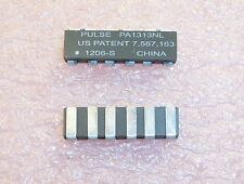 QTY (10)  PA1313NLT PULSE  SMD POWER BEAD INDUCTOR 50uH 40A ROHS