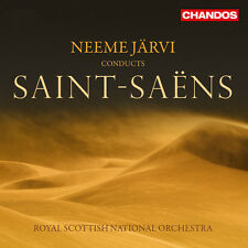 Neeme Järvi, C. Saint-Saens - Jarvi [New SACD] Hybrid SACD