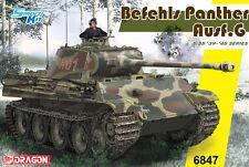 1/35 Dragon Pz.Bef.Wg.V Panther Ausf.G #6847