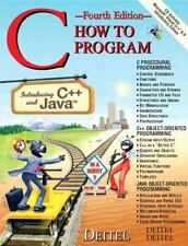 Computer Programming Book C++ Java How to Program Harvey Paul Deitel