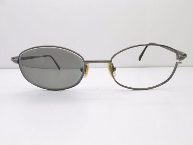 Nikon 0392 Dura TITAN Dt4230 Eyeglasses Frames 51-19-145 Oval Tv3 ...