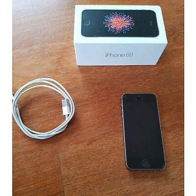 Apple iPhone SE - 32GB - Space Grau [Ohne Simlock]