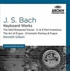 J.S. Bach: Keyboard Works (CD, Jan-2015, DG Archiv)