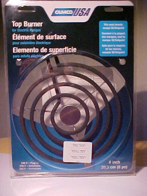 Camco Mfg Inc 153 8 Inch Economy Electric Range Top Burner For Sale Online Ebay