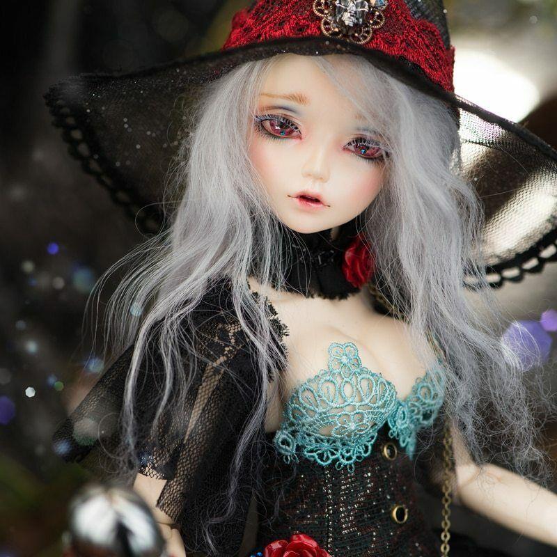 Bjd SD Doll Recast 1 4 Ria Minife Joint Anime Manga Dollfie Kawaii Puppe Fairy